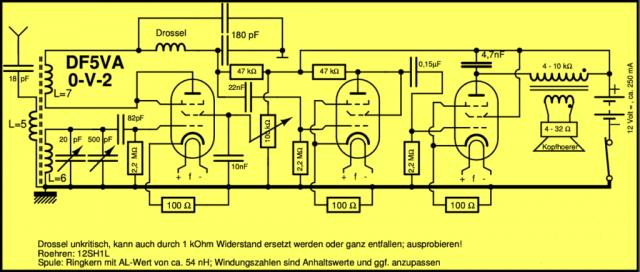 Röhren-Audion | | Niedtal.de